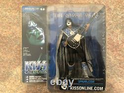 Kiss Creatures Full Set 3 in Box 6in Action Figure McFarlane Toys 2002