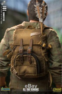 LIMTOYS 1/12 LMN004 The Last of Us Jol Collection Full Set Figure Model Toys