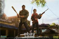 LIMTOYS 1/12 LMN006 The Last of Us Jol&Ellie 2pc Figure Full Set 6'' Soldier Toy