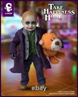 Lakor Baby 1/6 Scale JOKER Doll 2.0 Figure Full Set Kid Toy 15cm Many Accessory