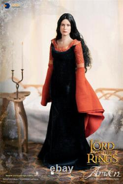 Lord of The Rings ARWEN Liv Tyler Asmus Toys 16 LOTR028 Full Set Figure Doll