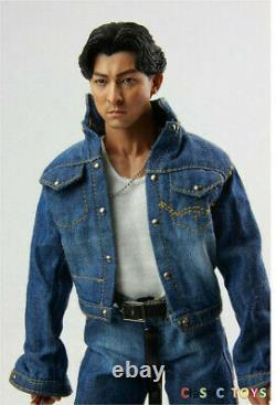 Man Action Figure 1/6 Andy Lau Male Model Toy Collection Full Set WithClohtes