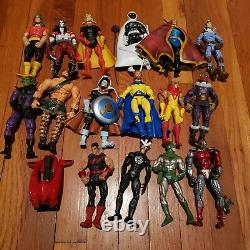 Marvel Legends MIXED Set of 16 Figures Lot toy biz hasbro