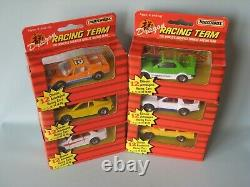 Matchbox FULL SET of 12 models Year of the Dragon Toy Model Cars 70mm Boxed