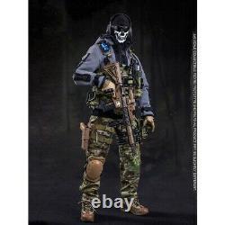 McFarlane Toys Call of Duty Modern Warfare GHOST 12 Full Set Action Figure