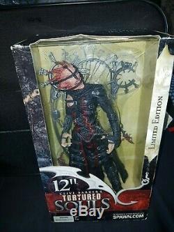 McFarlane Toys Clive Barkers Full Set of 5 Tortured Souls 12 Figures
