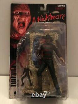 McFarlane Toys Movie Maniacs Series 1 Full Set of 5 1998 NIB NM/MT