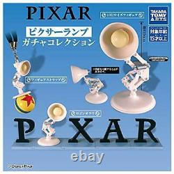 PIXAR Lamp Gacha Collection 3 types set Full Comp Gacha Gacha Capsule Toy Japan