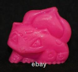 POKEMON Cereal Premium Toy PERU 2000 FULL SET POKEMON NINTENDO KANTO VERY RARE