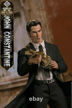PRESENT TOYS 1/6 Hell Detective Constantine PT-sp10 12inches Figure Doll Toy