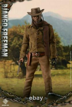 PRESENT TOYS 1/6 PT-sp03 West Cowboy Black Solider Collectible Full Set Figure