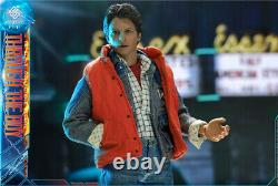 PRESENT TOYS 1/6 PT-sp21 Marty McFly Back To The Future Full Set Og Figure Toy