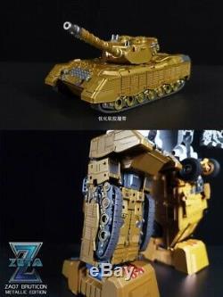 Pre-order Zeta Toys ZA-07 Bruticon Bruticus Metallic Edition Full Set of 5