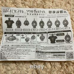 Puella Magi Madoka Magica Rebellion Soul Gem Light full set anime manga