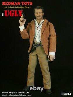 REDMAN TOYS 16 Male Doll The Ugly Action Figure Full Set Collect Model Gift