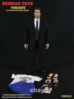 REDMAN TOYS RM022 VINCENT 1/6 Collection Male Full Sets Hot Action Figure Toy
