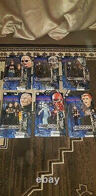 Rare Hellraiser Series Two 2 Necca Reel Toys Full Set Of Figures Sealed