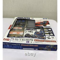 Rare Takara Tomy Q Steer Avante Custom Tool Box Full Set 2007 Toy Car with Box