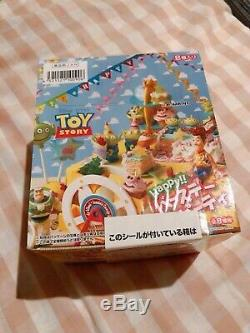 Re-ment Toy Story Happy Birthday Party Rare Full Set of 8 pcs New