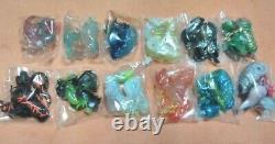 Rinkaku Frog Tree Vinyl Toy Capsule toy BOX version full complete 12 types set