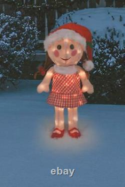 Rudolph's Christmas Island Of MISFIT Toys Outdoor Yard Decoration LED lights NEW