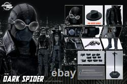 SOOSOOTOYS 16 Scale SST018 Dark Spider 12'' Action Figure Full Set Toy