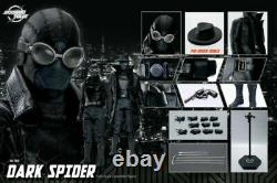 SOOSOOTOYS SST018 1/6 Scale Dark Spider 12 Solider Figure Full Set Model Toys