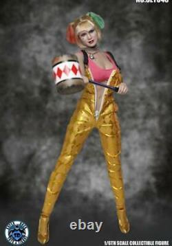 SUPER DUCK 1/6 QUINN Girl Clown SET For 12 FEMALE FIGURE PHICEN HOT TOYS USA