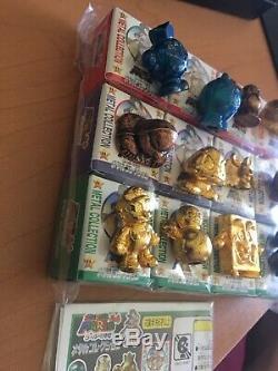 SUPER MARIO 64 METAL COLLECTION Figure King Bobomb Nintendo Toy Rare N64 Fullset
