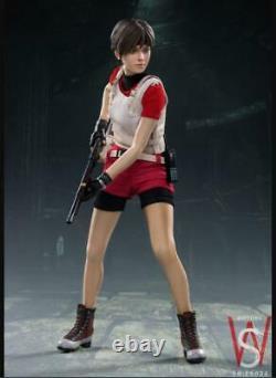 SWTOYS 1/6 Female Figure FS034 Rebecca Chambers Full Set Resident Evil USA