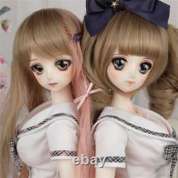 Senior Delf AMY DD Manga Cartoon Eyes Toy 1/3 BJD Doll Company Full Set by DHL