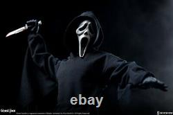 Sideshow 16 Terror Series Scream Ghost Face Action Figure 100447 Full Set Toy