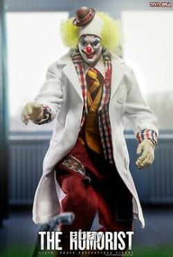 TOYS ERA 1/6 Joker Clown The Humorist TE033 Figure Premium Full Set USA