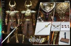 TOYS ERA 1/6 TE008 The Omniscient Armor Male Soldier Full Set Figure Doll Toy