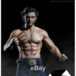 TOYS ERA EA001 1/12 Scale Wolfman Collectible Action Wolverine Figure In Stock