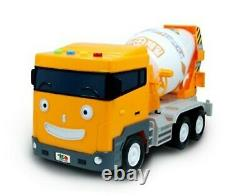 Tayo Little Bus Heavy Equipment GIANT TOTO, MAX, CHRIS, FRANK Big Size Car Toy