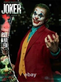 The Joker Clown Comedian Joaquin Phoenix Action Figures Full Set Model Toy Gift