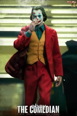 The Joker (Happy Face) Joaquin Phoenix 1/6 Actionfigur von Toys Era Full Set