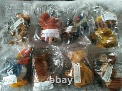 The Lion King 2 Simba's Pride Limited Australia Mcdonald's Toys Full Set Of 8