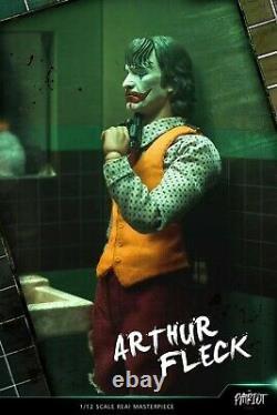 The Patriot Studio 1/12 The Joker Arthur Fleck Male Clown Deluxe Figure Toy