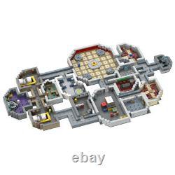 The Skeld Full Map Model MOC-53670 Building Blocks Toys Sets 1432 Pieces Bricks