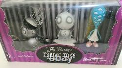 Tim burton's Tragic Toys Full Set Unopened