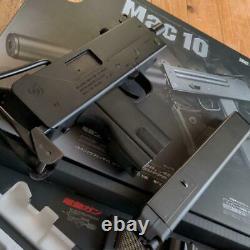 Tokyo Marui MAC10 Full Set Toy Gun Tested Near Mint Ex++