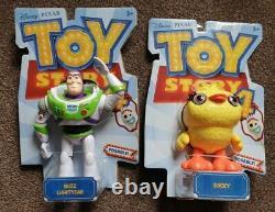 Toy Story 4 Basic Figure full set of 10