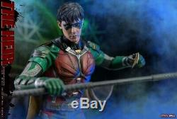 Toys Era 1/6 Scale TE034 THE HEIR Robin 12 Male Action Figure Full Set WithStand