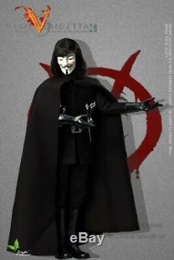 Toys Power CT013 1/6 V From Vendetta2.0 Action Figure Collectible Full Set