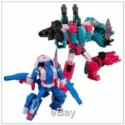 Transformers Takara Generation Selects Seacons Full Set Action Figure Toy