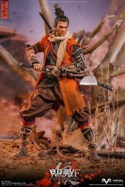 VTS TOYS 1/6 The wolf of Ashina VM-030DX Undead Cut Action Figure Full Set