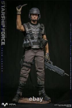 VTS TOYS VM037 1/6 Starship Force Team Leader Standard Ver. 12'' Soldier Figure