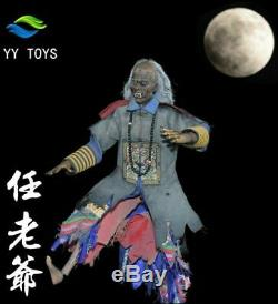 YY TOYS 1/6 Male Figure Chinese Zoombie Vampire Full Set Collection